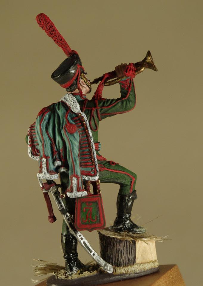 Фигурки: Труба трубит, откинут полог…, фото #5