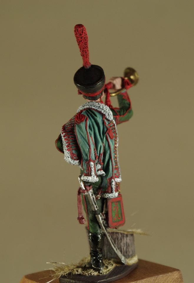 Фигурки: Труба трубит, откинут полог…, фото #6