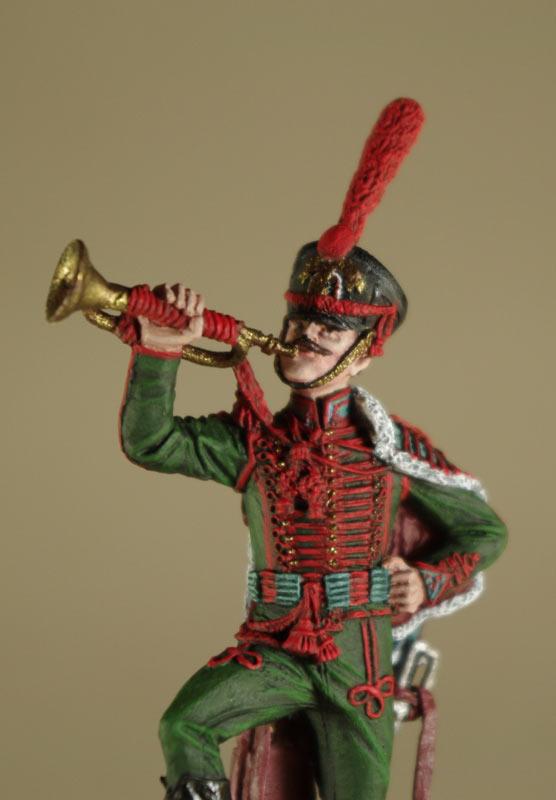 Фигурки: Труба трубит, откинут полог…, фото #8