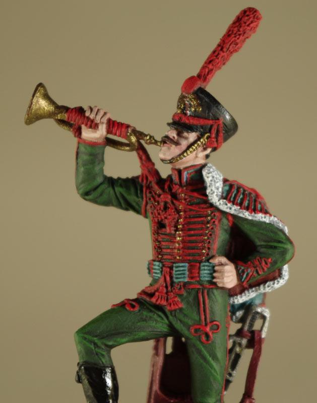 Фигурки: Труба трубит, откинут полог…, фото #9