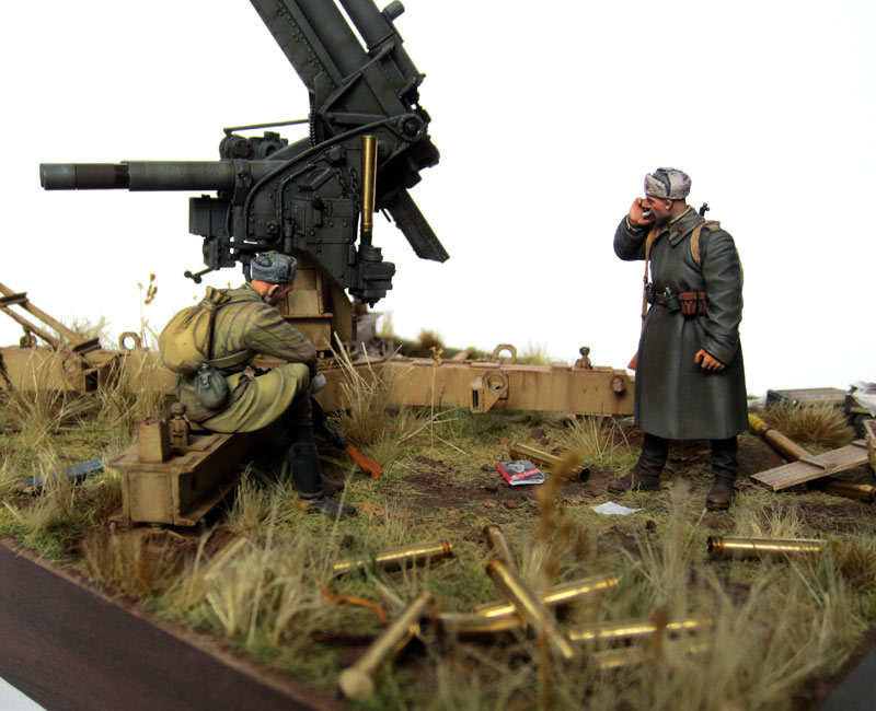 Диорамы и виньетки: Последние версты войны, фото #3