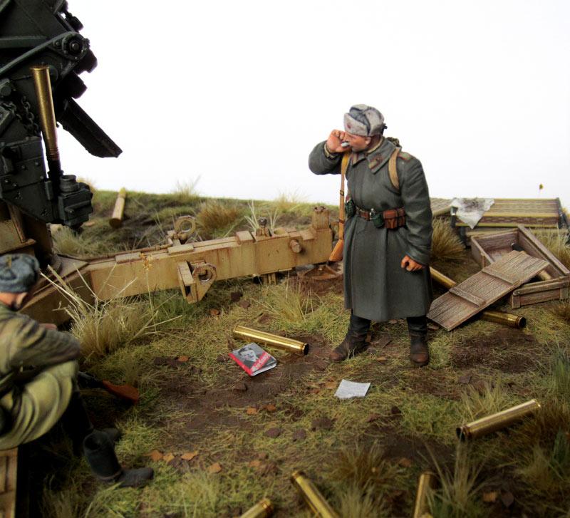 Диорамы и виньетки: Последние версты войны, фото #4