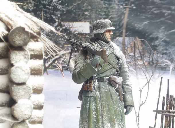 Диорамы и виньетки: Зима 1942-го