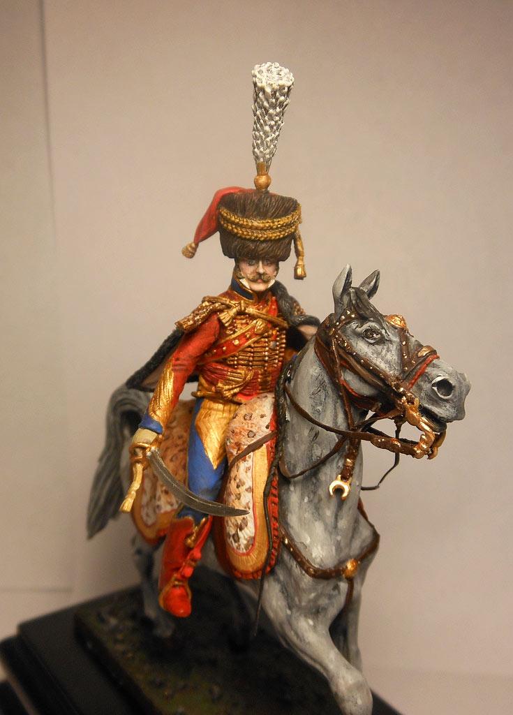 Учебка: Полковник, 6-й гусарский полк, 1809, фото #2