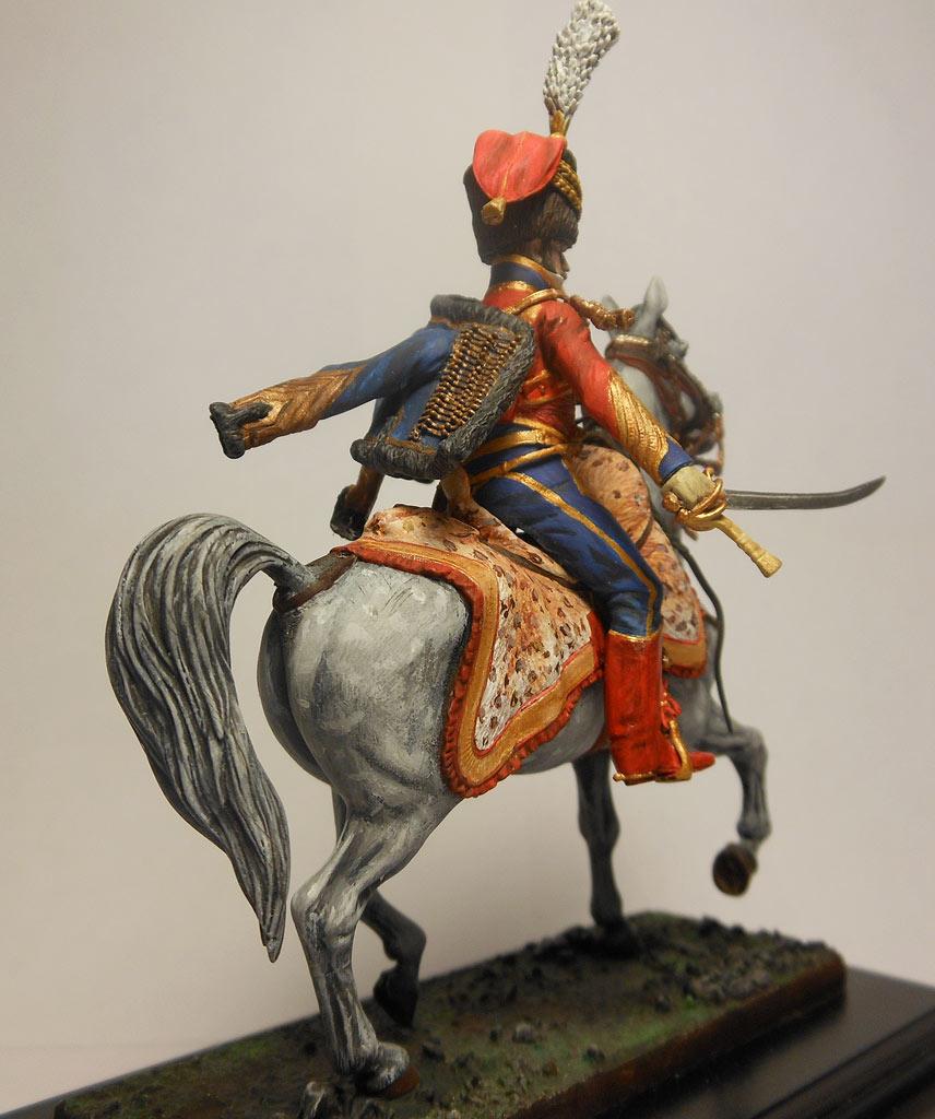Учебка: Полковник, 6-й гусарский полк, 1809, фото #5