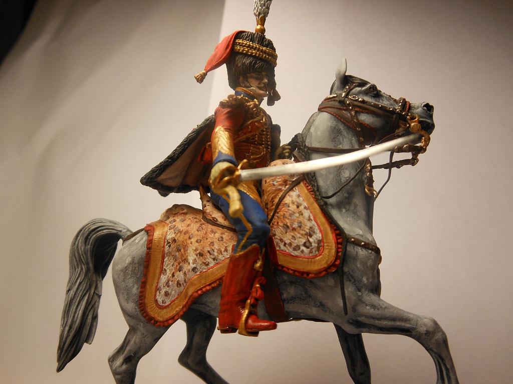 Учебка: Полковник, 6-й гусарский полк, 1809, фото #6