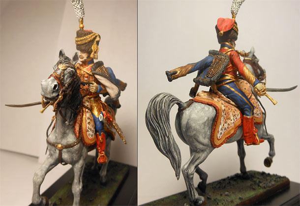 Учебка: Полковник, 6-й гусарский полк, 1809