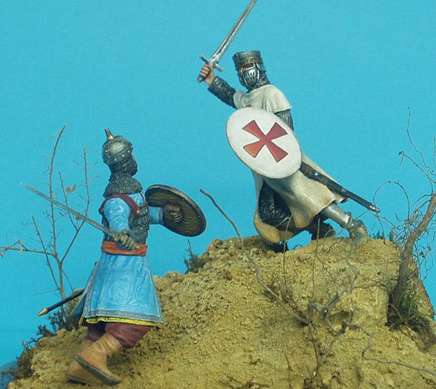 Диорамы и виньетки: Крестовый поход