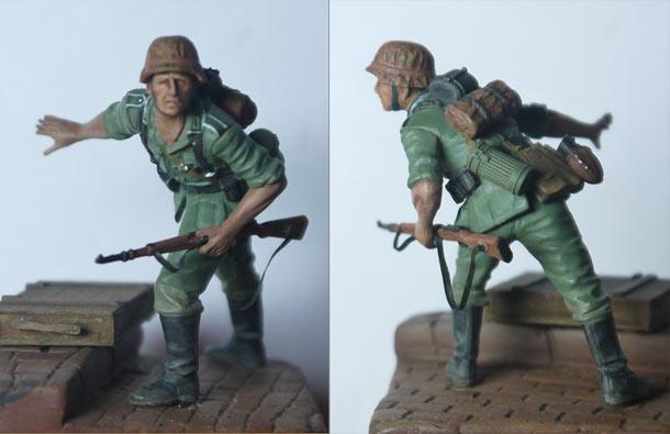 Учебка: Немецкий пехотинец