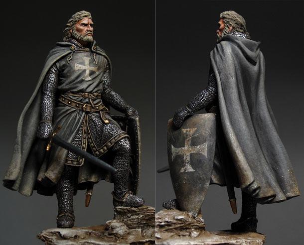 Фигурки: Рыцарь-госпитальер