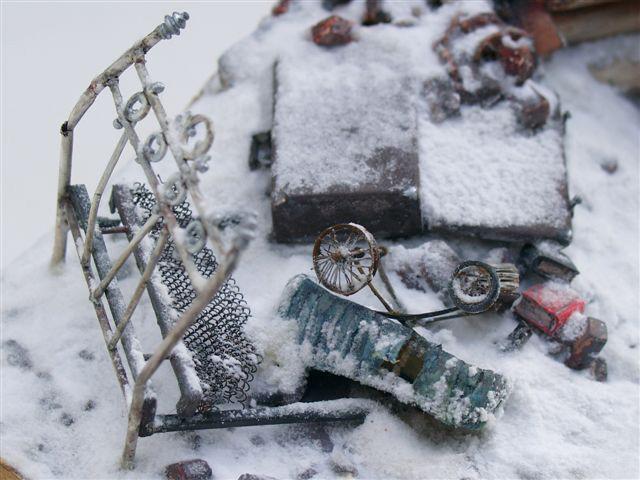 Диорамы и виньетки: Ленинградский расчет, фото #11