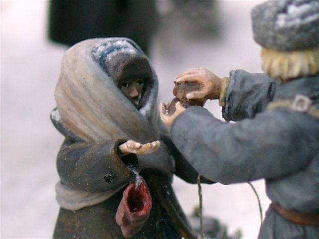 Диорамы и виньетки: Ленинградский расчет, фото #15