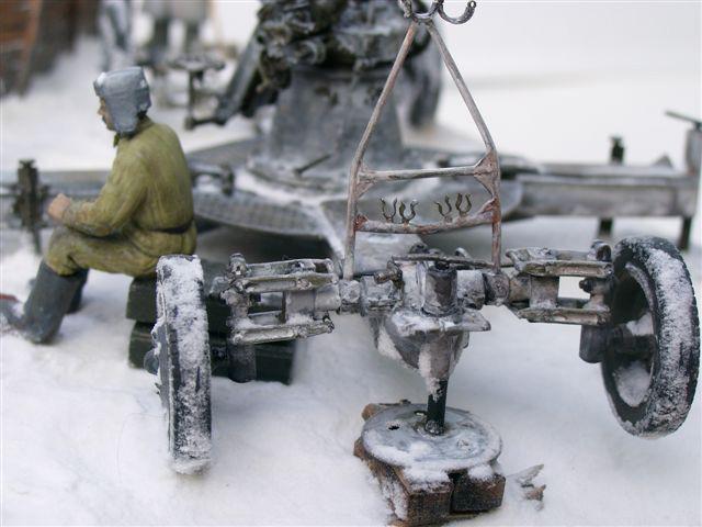 Диорамы и виньетки: Ленинградский расчет, фото #19