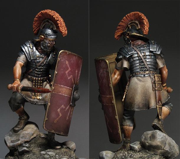 Фигурки: Римский опцион