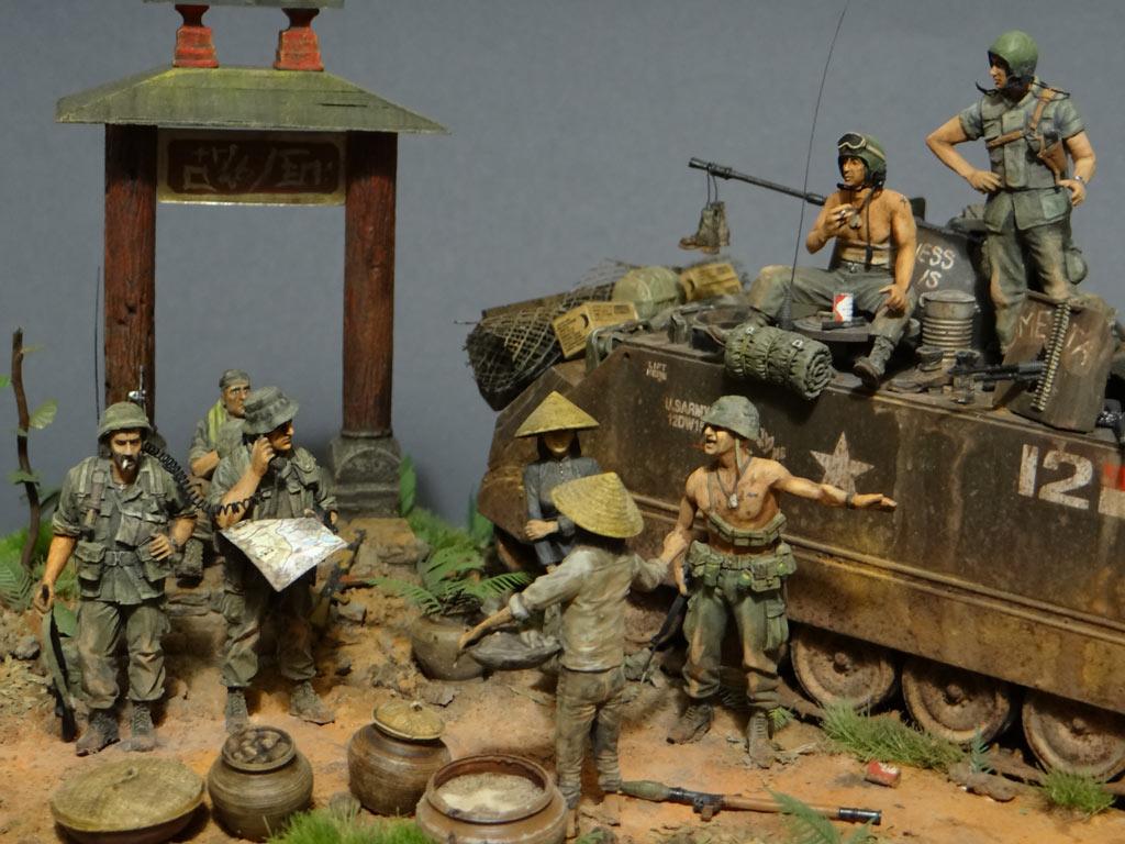Диорамы и виньетки: Вьетнам, фото #4