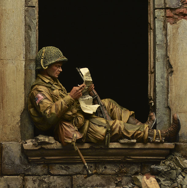 Диорамы и виньетки: Нормандия, 1944