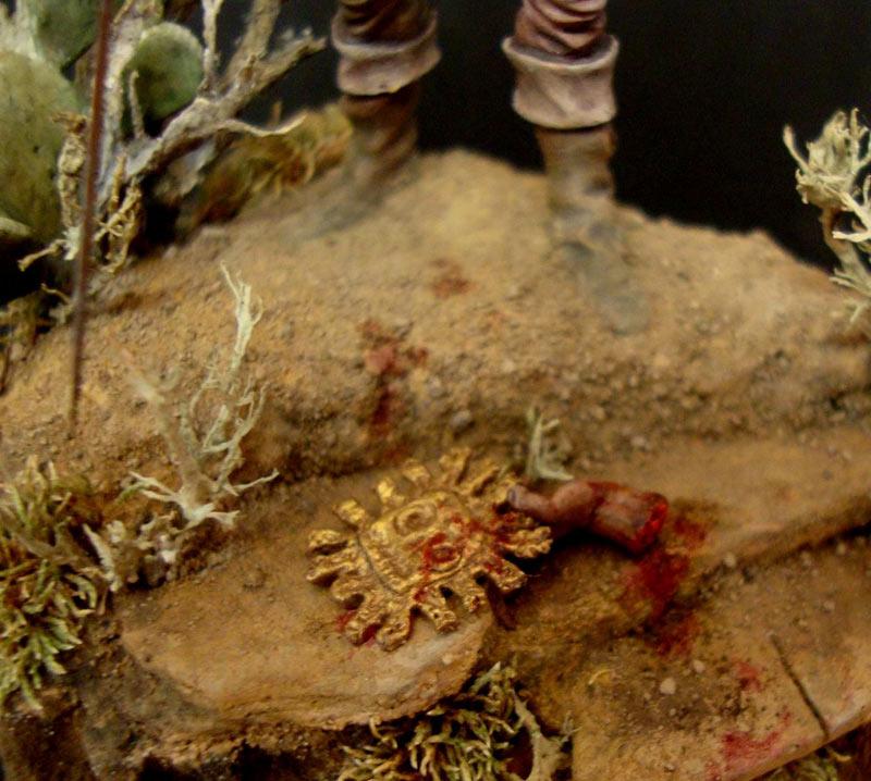 Фигурки: По багровой тропе в Эльдорадо, фото #12