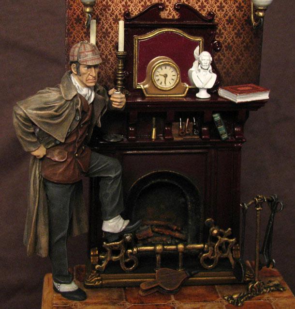 Диорамы и виньетки: Шерлок Холмс
