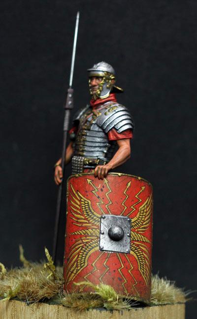 Римские легионы были самой эффективной военной силой древнего мира