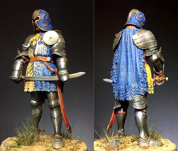 Фигурки: Венецианский рыцарь