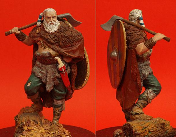 Учебка: Санта из древней Германии
