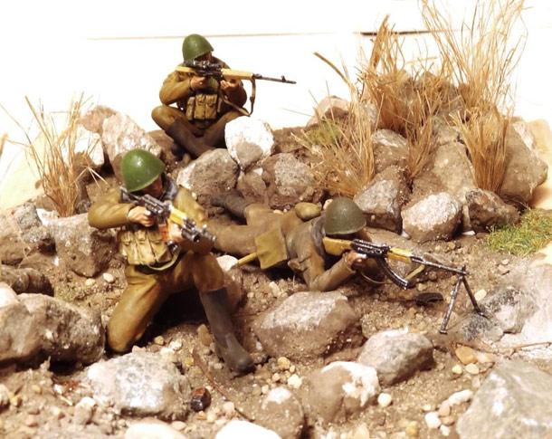 Учебка: Советские мотострелки