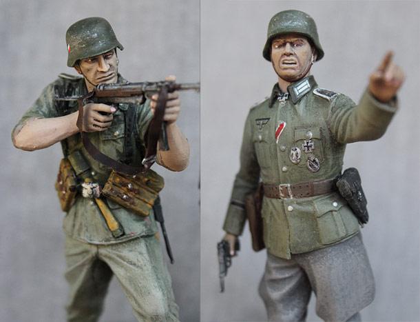 Учебка: Солдаты Вермахта