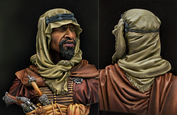 Фигурки: Араб-мародер