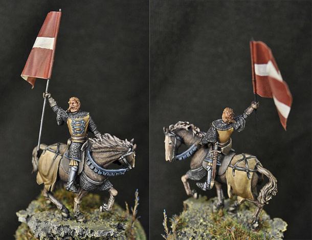 Фигурки: Вальдемар - король Дании