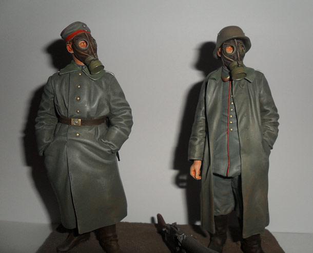 Учебка: Германские пулеметчики, 1916 г.