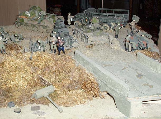 Учебка: 2й Украинский фронт, 1944