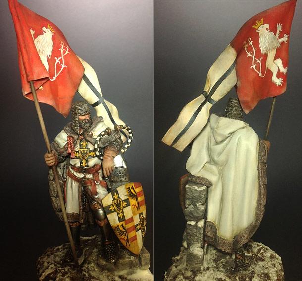 Фигурки: Тевтонский рыцарь