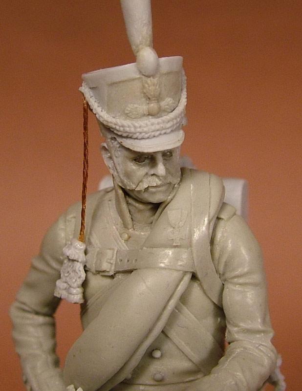 Скульптура: Русский гренадер, 1812 г.  , фото #12