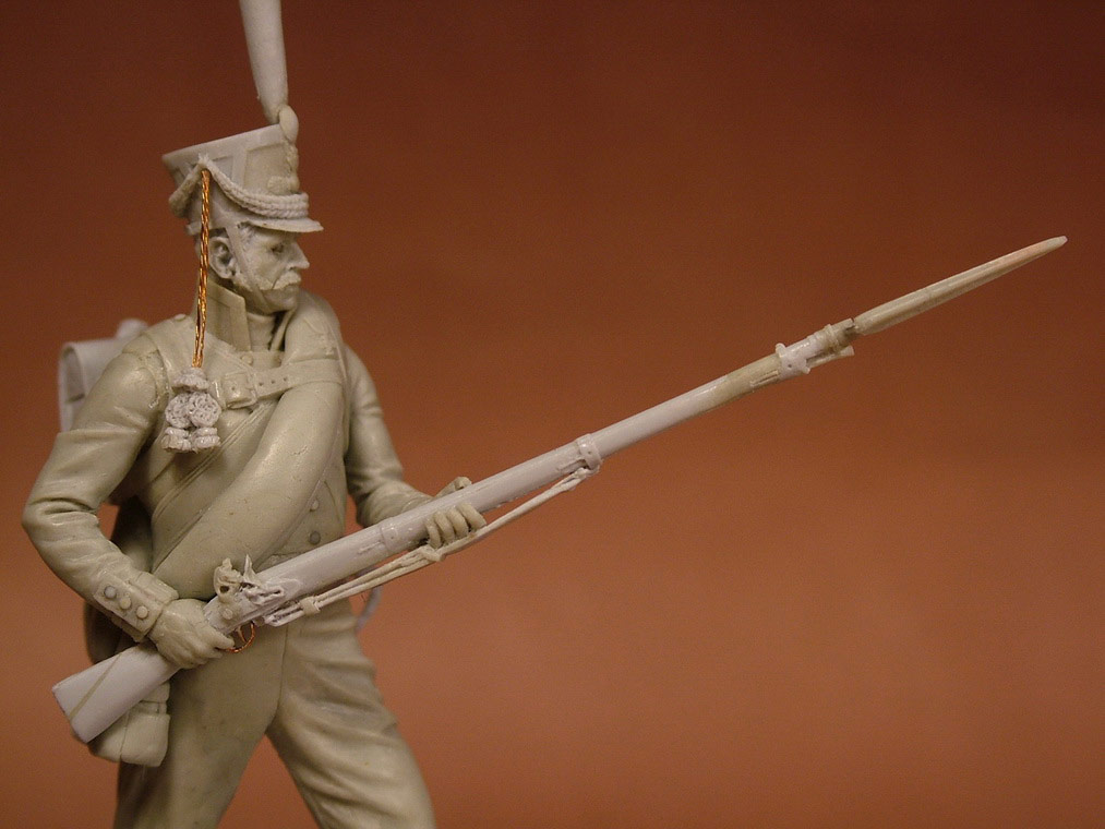 Скульптура: Русский гренадер, 1812 г.  , фото #13