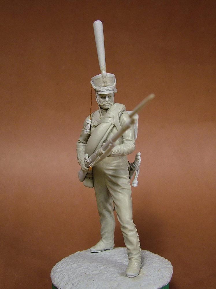 Скульптура: Русский гренадер, 1812 г.  , фото #2