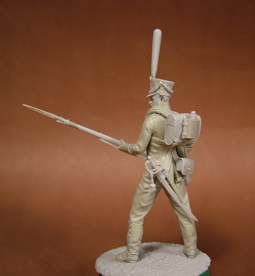 Скульптура: Русский гренадер, 1812 г.  , фото #5