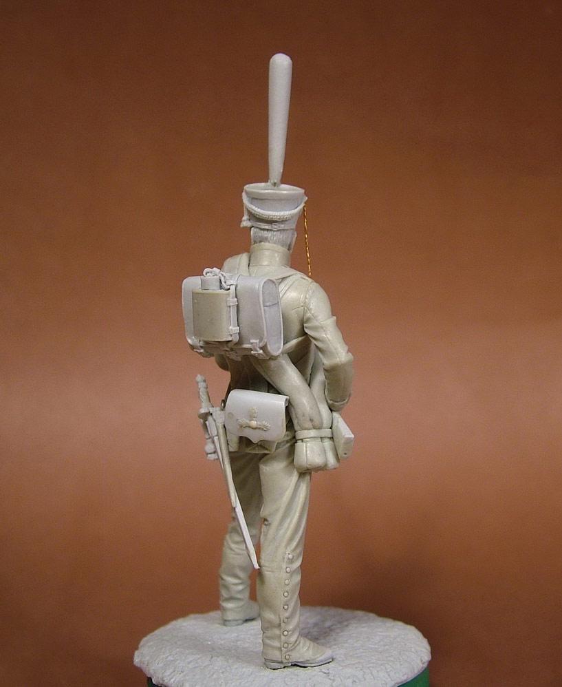 Скульптура: Русский гренадер, 1812 г.  , фото #7