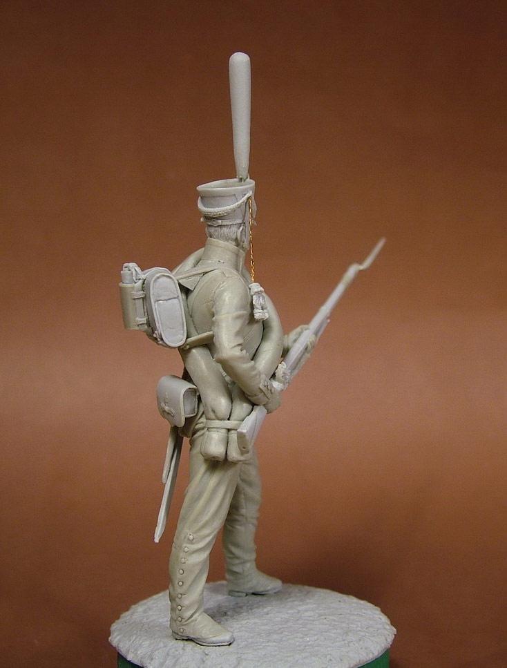 Скульптура: Русский гренадер, 1812 г.  , фото #8
