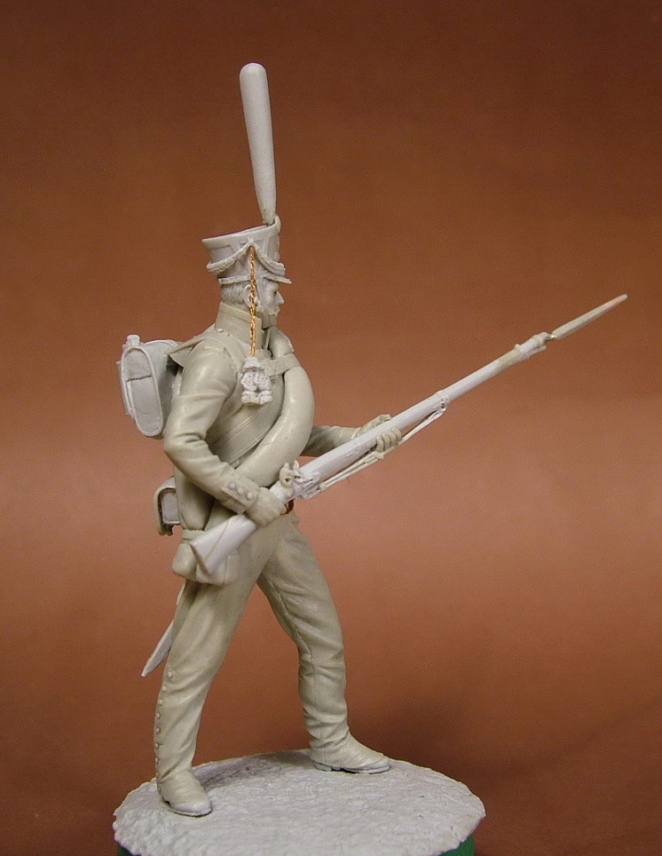 Скульптура: Русский гренадер, 1812 г.  , фото #9