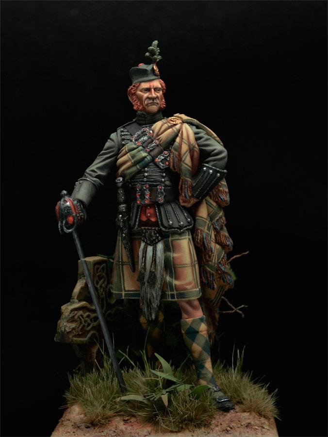 Фигурки:  Шотландский джентльмен, фото #2