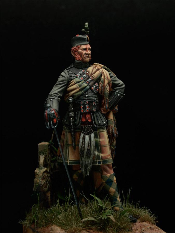 Фигурки:  Шотландский джентльмен, фото #3
