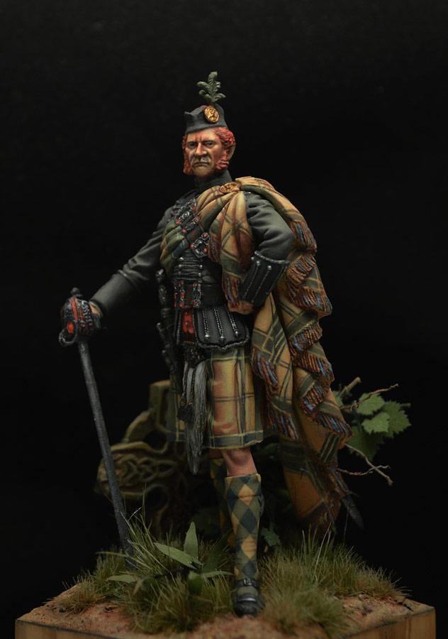 Фигурки:  Шотландский джентльмен, фото #4
