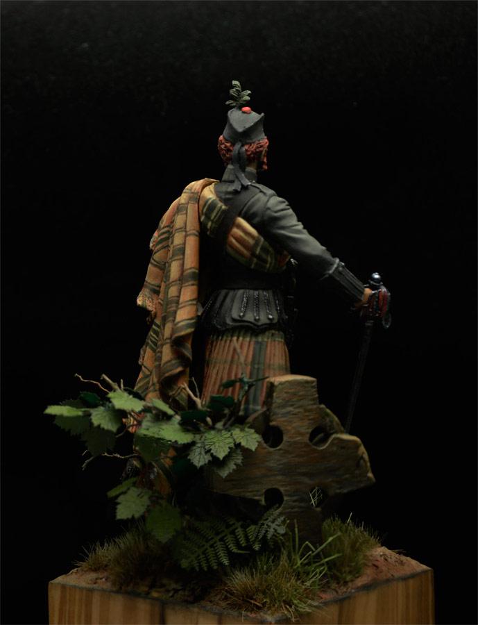 Фигурки:  Шотландский джентльмен, фото #6