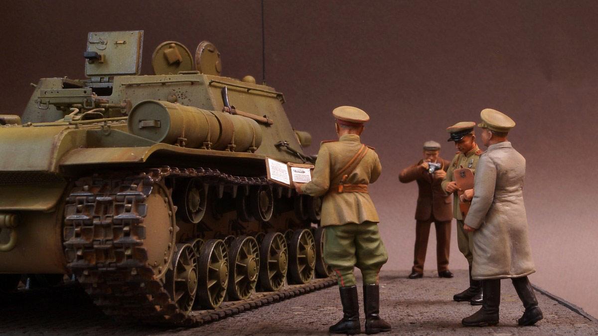 Диорамы и виньетки: Кремль, 8 сентября 1943 года, фото #1
