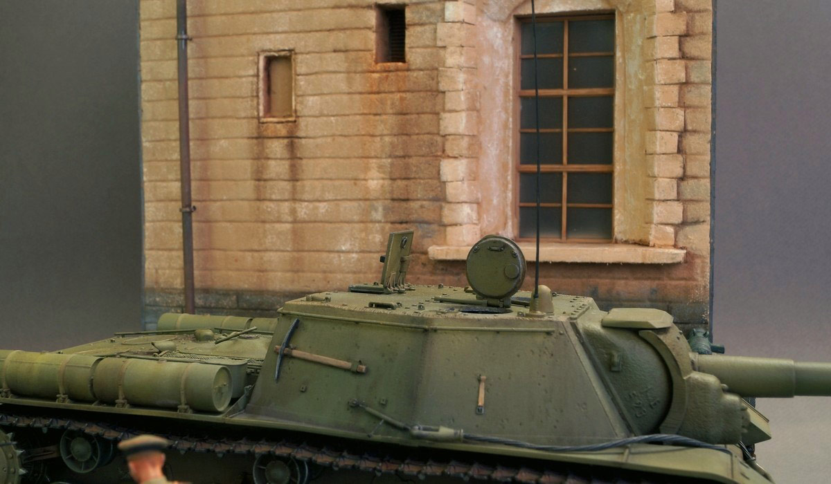 Диорамы и виньетки: Кремль, 8 сентября 1943 года, фото #14