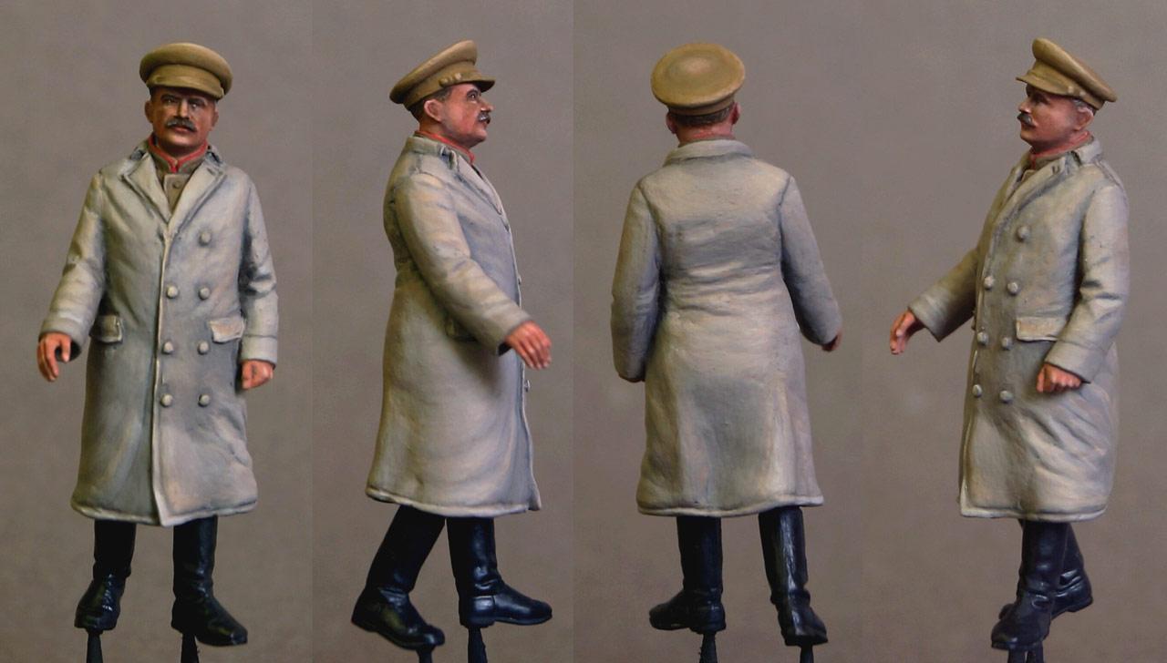 Диорамы и виньетки: Кремль, 8 сентября 1943 года, фото #18