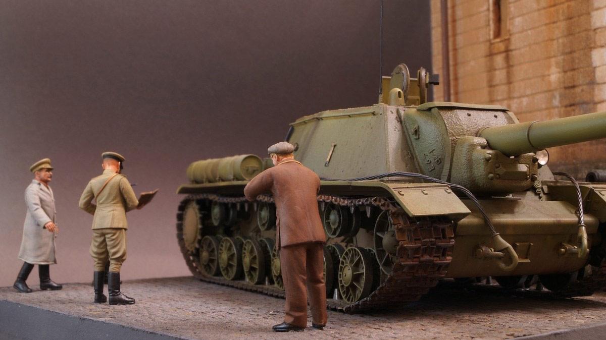 Диорамы и виньетки: Кремль, 8 сентября 1943 года, фото #2
