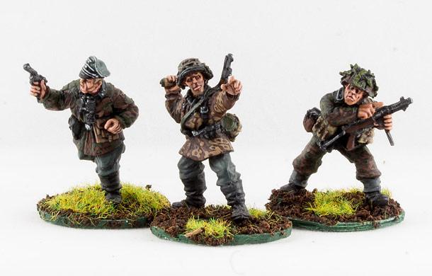Фигурки: Солдаты СС