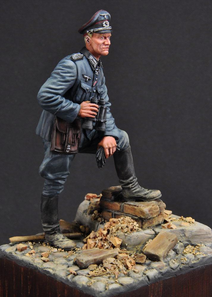 Фигурки: Немецкий офицер, фото #3