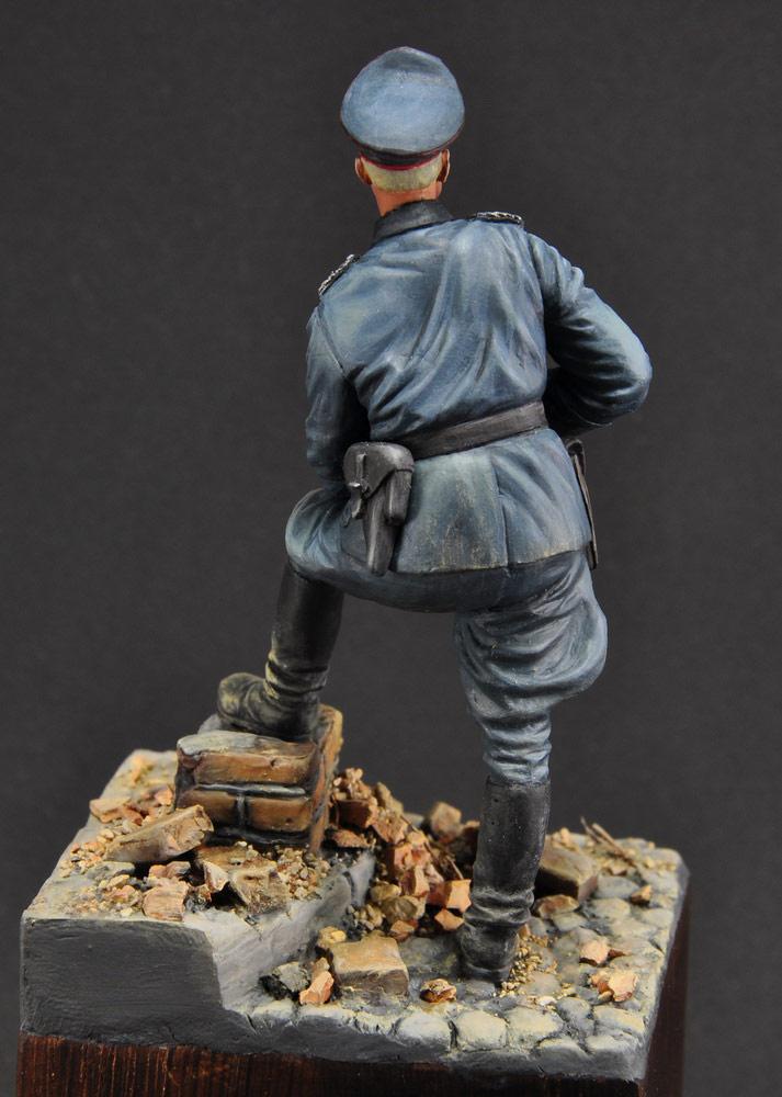 Фигурки: Немецкий офицер, фото #6